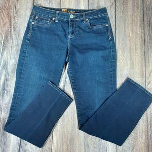 KUT Diana skinny jeans size 8 x 30 length